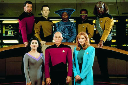 Raumschiff Enterprise Das Nächste Jahrhundert Folge 1