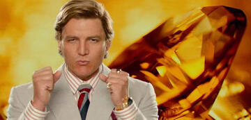Pedro Pascal als Maxwell Lord in Wonder Woman 1984