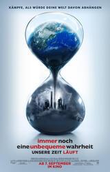 Immer noch eine unbequeme Wahrheit - Unsere Zeit läuft - Poster