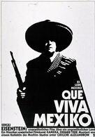 Que Viva Mexiko - Es lebe Mexiko