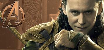 Bild zu:  Avengers 3: Infinit War - Wird Loki sterben?