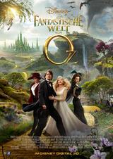 Die fantastische Welt von Oz - Poster