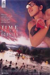 Die Zeit der Zigeuner - Poster