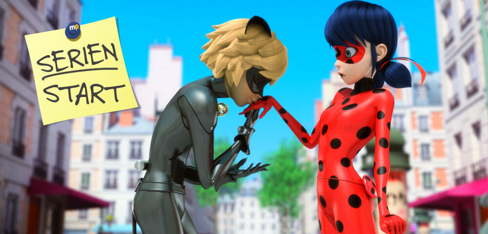 Cat Noir And Ladybug Deutsch Folge