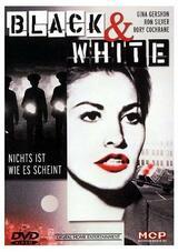 Black and White - Gefährlicher Verdacht - Poster