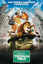 Tierisch Wild Poster