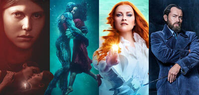 Fantasy 2018: Thelma, Shape of Water, A Wrinkle in Time, Phantastische Tierwesen 2