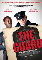 The Guard - Ein Ire sieht schwarz - Poster