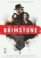 Brimstone - Poster