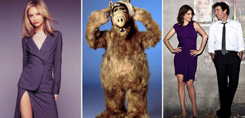 Bild zu:  Ally McBeal, Alf, How I Met Your Mother