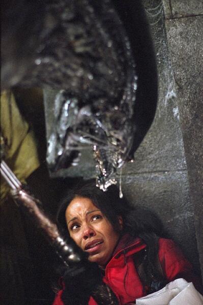 Alien vs. Predator mit Sanaa Lathan