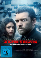 Hunter's Prayer - Die Stunde des Killers - Poster