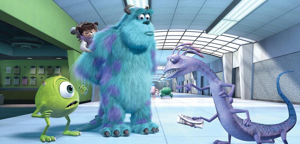 Die Monster AG: Randall hatte Recht