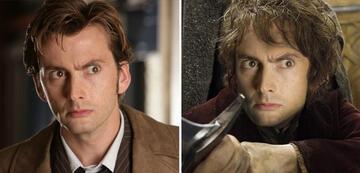 Der Hobbit: David Tennant als Bilbo
