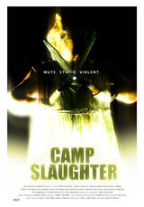 Camp Slaughter - Poster