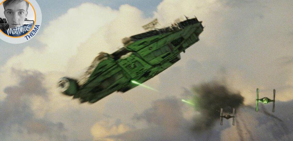 Wie geht die Geschichte nach Star Wars: The Last Jedi weiter?