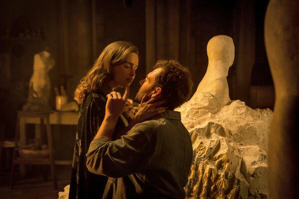 Voice from the Stone - Ruf aus dem Jenseits mit Emilia Clarke und Marton Csokas