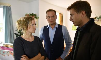 Schwartz & Schwartz - Der Tod im Haus mit Devid Striesow, Cornelia Gröschel und Golo Euler - Bild 10
