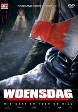 Woensdag - Poster