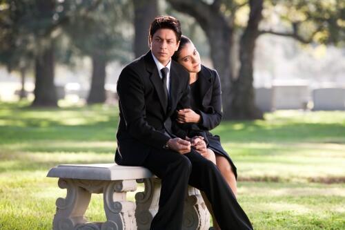 My Name is Khan mit Shah Rukh Khan