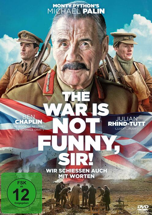The War Is Not Funny, Sir!