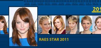 Bild zu:  Raes Star des Jahres - Emma Stone