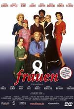 8 Frauen Poster
