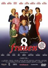 8 Frauen - Poster