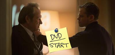 Jason Bourne mit Matt Damon