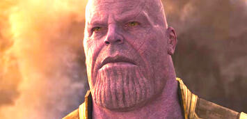 Bild zu:  Thanos in Avengers 3: Infinity War