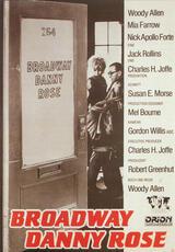 Broadway Danny Rose - Poster
