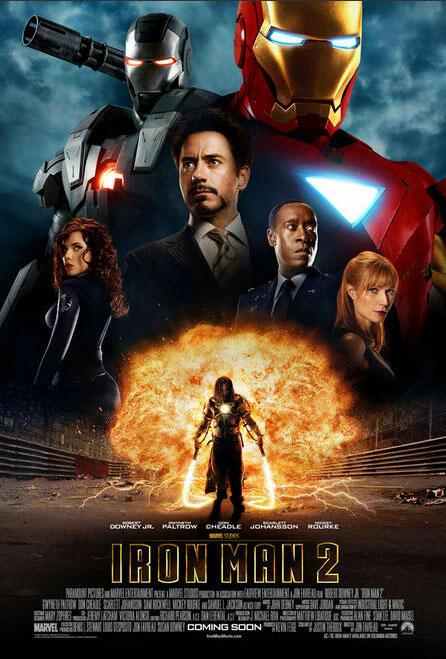 Iron Man 2 Besetzung