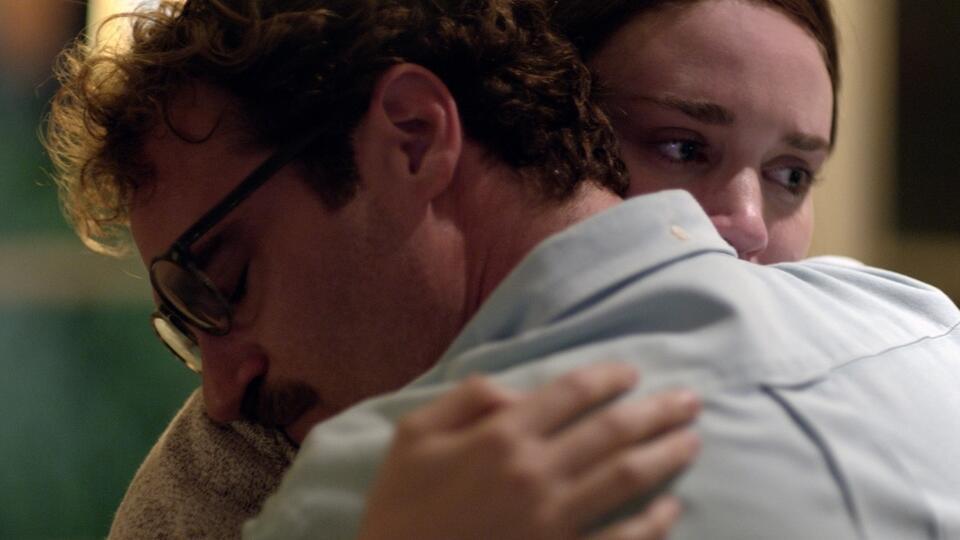 Her mit Joaquin Phoenix und Rooney Mara