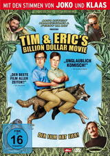 Tim and Eric's Billion Dollar Movie - Poster