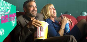 Bild zu:  Kinobesuch mit Popcorn in Burn After Reading