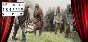 Bild zu:  The Walking Dead beim #pilotentreffen