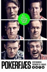 Pokerfjæs - Poster
