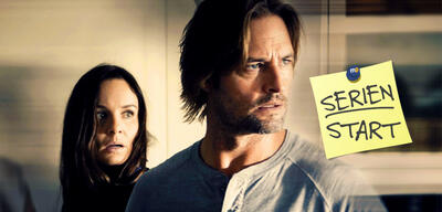Sarah Wayne Callies und Josh Holloway in Colony