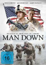 Man Down - Poster