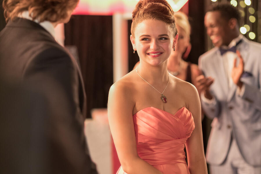 The Kissing Booth mit Joey King