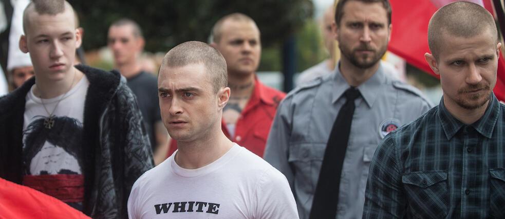 Imperium mit Daniel Radcliffe und Devin Druid