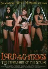 Lord of the G-Strings - Poster