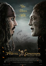 Pirates of the Caribbean 5: Salazars Rache - Poster