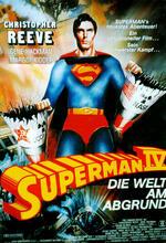 Superman IV - Die Welt am Abgrund Poster
