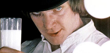 Bild zu:  A Clockwork Orange