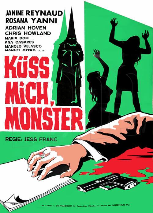 Küss mich, Monster