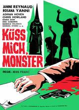 Küss mich, Monster - Poster