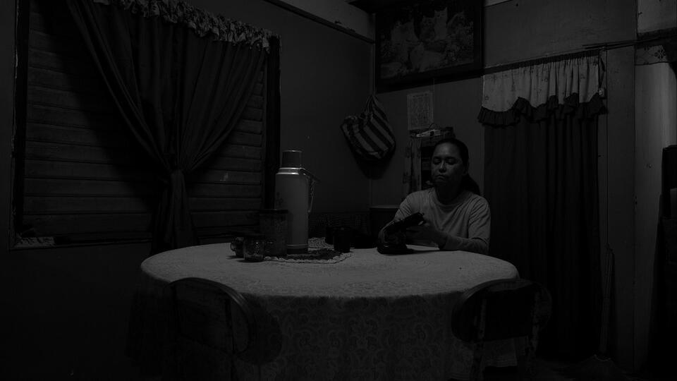 The Woman Who Left mit Charo Santos-Concio