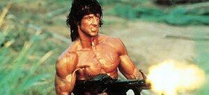 Rambo II - Der Auftrag mit Sylvester Stallone