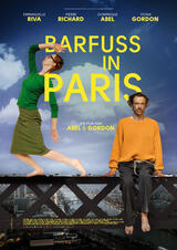 Barfuß in Paris - Poster